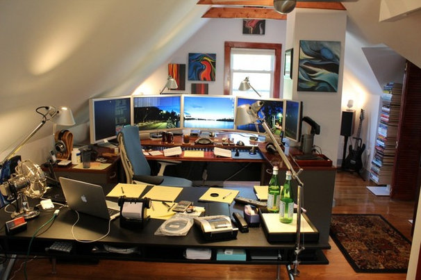 real life offices