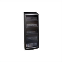 Tech Craft - Tech Craft Black Audio Rack with Casters - Tech Craft - Audio Racks - SF50 - Features: