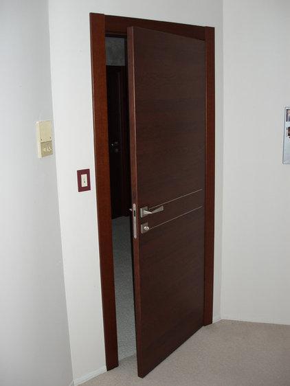 Eclectic Interior Doors by Bella Porta
