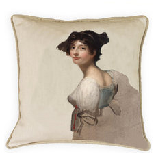 Eclectic Decorative Pillows by COLETTI
