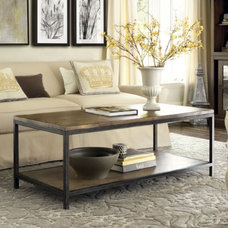 coffee tables by Ballard Designs