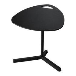Karl Malmvall - DAVE Laptop table - Laptop table, black