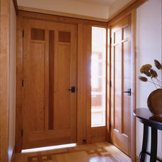 traditional front doors by TruStile Doors