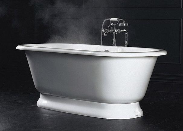 Traditional Bathtubs by Modern Bathroom