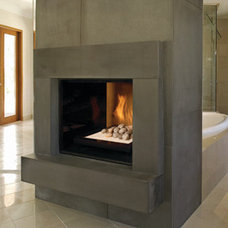 Indoor Fireplaces by Solus Decor Inc.