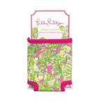 Lilly Pulitzer - Lilly Pulitzer Drink Hugger, Elephant Ears - Keep your can cool through happy hour with an eclectic Lilly Pulitzer Beverage Hugger. A perfect beach or backyard companion, this designer beverage sleeve is made with durable neoprene to keep drinks cooler longer than your average beverage sleeve. Works as a bottle sleeve and a can sleeve.