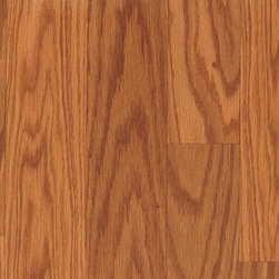 Laminate for Life Menasha in Auburn Oak Strip - The authentic look you want in hardwood and ceramic tile with easy convenience and maintenance makes Laminate for Life™ flooring attractive for your busy lifestyle.