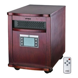 Heater Infrared Quartz with Remote