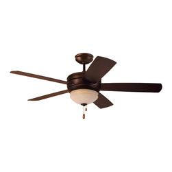 "Emerson - Emerson CF850VNB Indoor/Outdoor 52"" Ceiling Fan - Emerson CF850VNB Indoor/Outdoor 52"" Ceiling Fan"