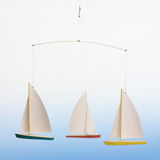 Traditional Baby Mobiles by Modernseed