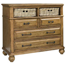 tropical dressers chests and bedroom armoires by Carolina Rustica