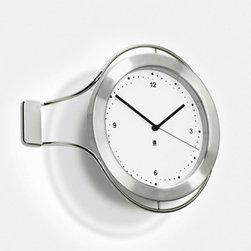 Eclipse Rotating Clock -