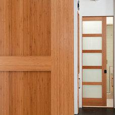 Modern Interior Doors by Green Leaf Doors