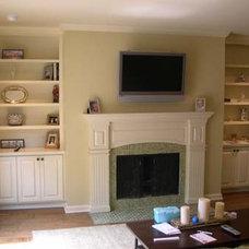 Wall Shelves by Michigan Woodwork LLC