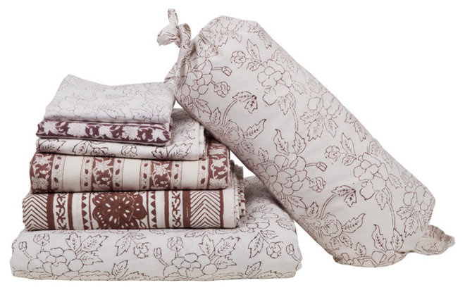 Traditional Bedding by ABC Carpet & Home