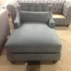 Contemporary  by Monarch Sofas