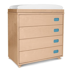 TrueModern Changing Table Dresser