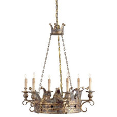 Traditional Chandeliers by The Southern Home