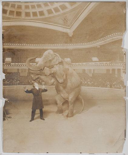 Houdini: Art and Magic — CJM Oct. 2, 2011-Jan. 16, 2012