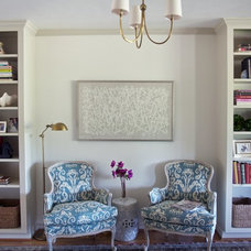 Eclectic  by LeSueur Interiors