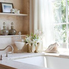 Bathtubs by Emerald Hill Interiors