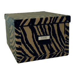 Cargo Safari Shelf Box