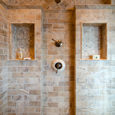 Traditional Bathroom by Interiors by Randi