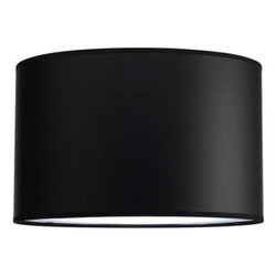 Progress Lighting - Progress Lighting Markor Collection Black Parchment Accessory Shade P8822-01 - Shop for Lighting & Fans at The Home Depot. With a vintage modern flair, Markor is inspired by mid-century architectural design. Using a modular approach, Markor offers the ability to mix and match finishes and lights for a complete fixture suited perfectly for your home.