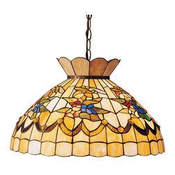 Meyda Tiffany - Meyda Tiffany Meyda Originals Pendant Lighting Fixture - Shown in picture: Bumble Bee Pendant