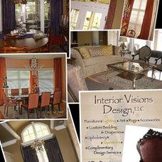 by Interior Visions Design, LLC
