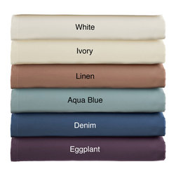 None - Welspun Crowning Touch Cotton 500 Thread Count Flexi Fit Sheet - The elegant Crowning Touch sheet set combines luxury with performance. Made from 100-percent cotton with a 500 thread count,this wrinkle-free sheets dry fast in the dryer to save time and energy.