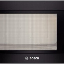 Bosch - HMB5061 500 Series Built-In Microwave Oven with 2.1 cu. ft. Capacity  Recessed G - Built-In microwave design matched for use in combination with Bosch wall oven With 1200 watts of microwave power and 10 power levels this large microwave is capable of heating all kinds of different dishes From leftovers to frozen dinners this unit c...