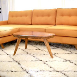 Taylor Sectional Sofa - Thrive Furniture - Taylor Sectional Sofa in Klein Citrus