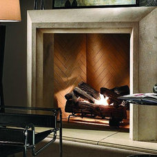 Indoor Fireplaces by Francois & Co