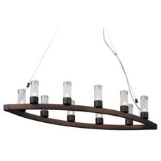 Chandeliers Revolution Linear Chandelier by Forecast Lighting