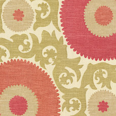 Eclectic Upholstery Fabric by Loom Decor