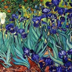 Irises, Saint-Remy, c.1889 -