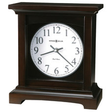 Traditional Desk And Mantel Clocks by Interior Clue