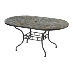 Faux Stone Top Patio Dining Tables Find Square And Round Dining Room Tables