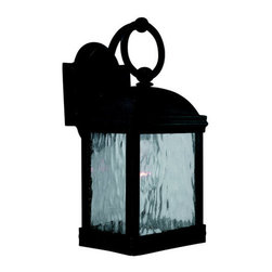 Sea Gull Lighting - Sea Gull Lighting 88190 Single Light Outdoor Lantern from the Branford Collectio - Single Light Outdoor Lantern from the Branford CollectionNo other company can match Sea Gull Lighting's record for producing decorative and functional lighting and ceiling fan products that influence the marketplace. Their brands are asked for by name, known for their quality and trusted by professional electricians, homebuilders, architects, specifiers and consumers to be the best.
