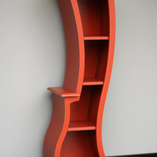 Contemporary Bookcases by Dust Furniture