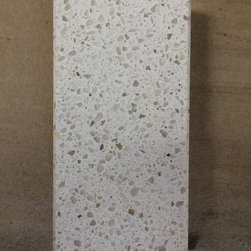Cambria Snowden White Quartz - Cambria Quartz: This is a sample of Snowden White from the proudly American made brand of quartz countertops. Cambria quartz has a gorgeous lineup of quartz kitchen countertops that can also be used for bathroom vanities.