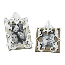 Sterling Industries - Composite Metal Picture Frame - Composite Metal Picture Frame
