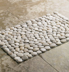 eclectic bath mats by VivaTerra