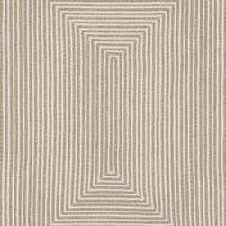 """Loloi Rugs - Loloi Rugs In/Out Collection - Beige, 3'-6"""" x 5'-6"""" - Hand-braided in China of 100% polypropylene, the In/Out collection offers a fun and simplistic look. This easy-to-place collection works nicely in an interior space or outdoors, and is available in an array of both neutral and vibrant colors."""