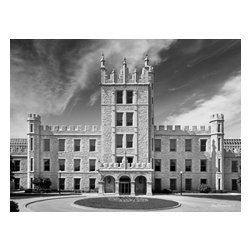 Northern Illinois University Altgeld Hall 8x6: Standard - University Icons - Original photographic prints of iconic collegiate buildings, campus landscapes and architectural details delivered in about 3 days.