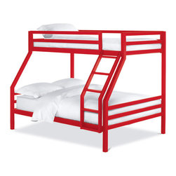 Fort bunk bed - True to its name, our Fort kids' bunk bed is a fun hideaway. Host the best sleepover on the block with the clever twin-over-full bunk bed. The twin-over-twin design converts to two separate twin beds for greater flexibility once your kids' bunking days are over.