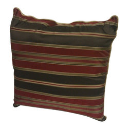 Luxe Versailles - Luxe Versailles Designer Decorative Throw Pillow - High Quality Decorative Pillow by Luxe Versailles.  Plump 100-percent Polyester filling.