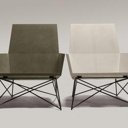 Concrete Modern Muskoka Chairs -