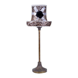 "All the Rages - All the Rages LT3007 Limelights 20.87"" Height 1 Light Table Lamp - Specifications:"
